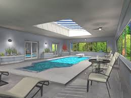 House Design From Inside Modern Mansions With Pool Interior My Future House Pinterest