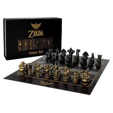 unique chess sets for sale the legend of zelda collector s chess set thinkgeek