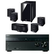 home theater sony sony str dn1050 magnat interior 5000 x noir ensemble home