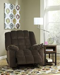 Recliner Rocking Chair Furniture Perfectly Fits Within Any Living Space With Ashley
