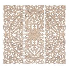 UMA Enterprises 3 Piece Vienne Wall Decor Set