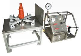 Relief Valve Test Bench Telide Shenzhen High Pressure Fluid Systems Co Ltd To Provide