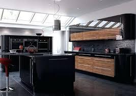 cuisine noir mat et bois cuisine noir mat et bois cuisine noir mat et bois clair cethosia me