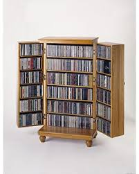 leslie dame media storage cabinet deal alert leslie dame cd 612v solid oak mission style multimedia