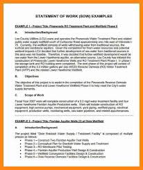 statement of work template statement of work template statement