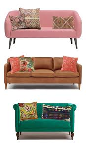 how to pick a couch how to pick and style throw pillows jungalowjungalow