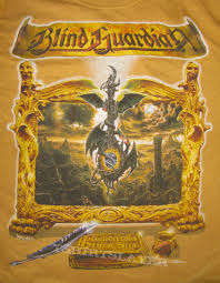 blind guardian imaginations from the other side sleeve