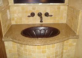 Bathroom Granite Vanity Top Marble Craft Bathrooms