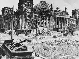 reich chancellery floor plan the wrecked reichstag building in berlin germany with a