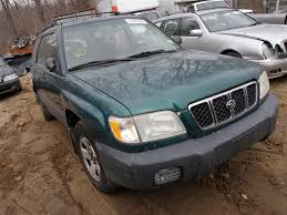subaru green forester 2001 subaru forester l quality tested used oem replacement parts