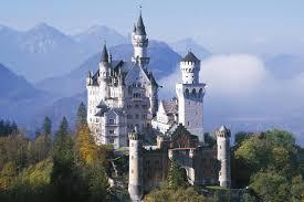 fairy tale castle neuschwanstein