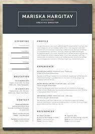free contemporary resume templates resume contemporary resume templates free