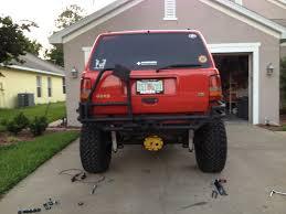 jeep comanche spare tire carrier jeep grand wrangler build jeepforum com