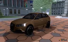 audi rs3 mods rs3 2013 for gta san andreas