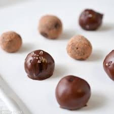 salted chocolate stout truffles the beeroness