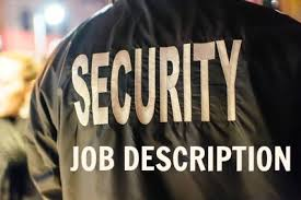 Security Guard Job Resume by Sample Security Guard Resume