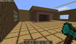 how do i make a fireplace survival mode minecraft java