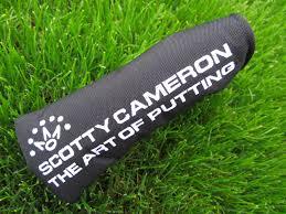 Flag Of Cameron Scotty Cameron Black Custom Shop Usa Flag Headcover