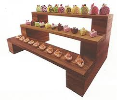 buffet displays
