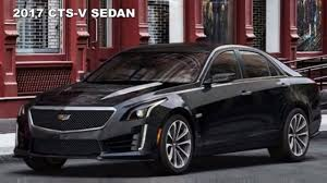 black cadillac cts 2017 cadillac cts v sedan with carbon black sport package