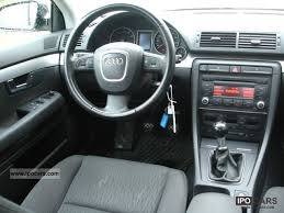 2007 audi a4 manual 2007 audi a4 1 8 t car photo and specs