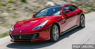 kereta ferrari ferrari not opposed to suvs but ferrari suv must be different
