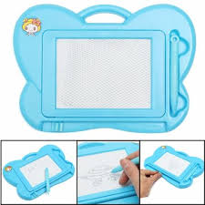children kid baby christmas gift paint drawing board magnetic seal