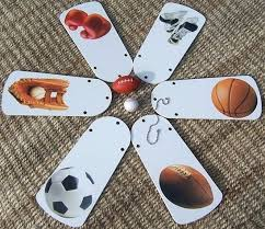 sports themed ceiling fans sports themed ceiling fans sports ceiling fan ceiling fan light kit