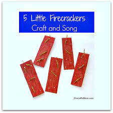 firecrackers for kids 5 firecrackers craft and song png