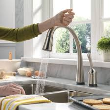 Motion Sensor Kitchen Faucet Touchless Kitchen Faucet Asianfashion Us