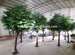 best selling artificial big banyan tree made tree cheap