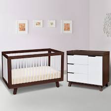 Babyletto Hudson Convertible Crib Babyletto 2 Nursery Set Hudson 3 In 1 Convertible Crib And