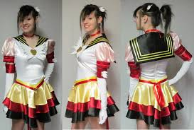 halloween eternal sailor moon costume cosplay