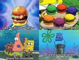 Chocolate Meme Spongebob - spongebob did you say chocolate
