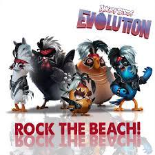 ragin u0027 rockers rock angry birds evolution