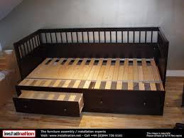 How To Convert Crib To Daybed Project Idea Convert Ikea Hemnes To Crib Style Bed