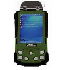 rugged handheld pc da05m mil std pda w 4 lcd mil std industrial handheld pc