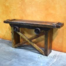 Farmhouse Console Table Rustic Console Table Catalog Southwestern Style Furniture