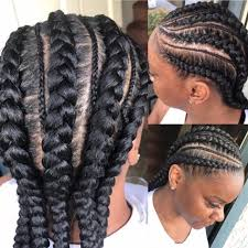picture of corn rolls instagram hairslayer of the month the cornrow queen