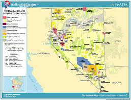 printable map of nevada free map of nevada holidaymapq