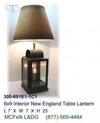 Lantern Table L Electric Lantern Table Ls Foter