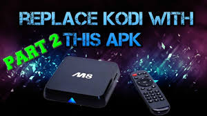 apk from play replace kodi with this one apk from play store part 2
