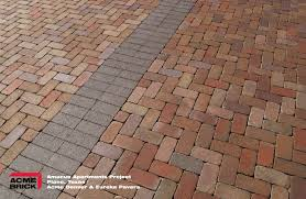 Brick Patterns For Patios Clay Pavers Brick Com