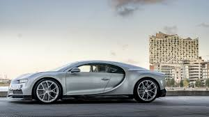 latest bugatti silver chiron featured at new bugatti showroom in hamburg