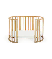 cribs that convert to toddler bed stokke sleepi bed natural