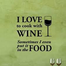 j aime cuisiner vin dans adhésif décoratif sticker achetez au meilleur prix avec