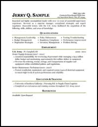 professional executive u0026 military resume samples by drew roark cprw