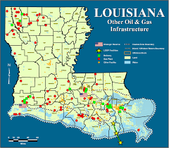 Gulf Of Mexico Map by Maps U0026 Graphs U2013 Resources U2013 Louisiana Mid Continent Oil And Gas