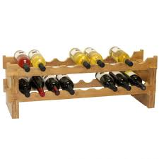 wooden wine racks 16 bottle wood wine rack rustic wine rack wine