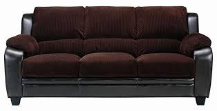 Corduroy Sofa Bed Dual Tone Corduroy Sofa By Coaster Fine Furniture